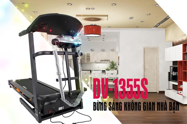 Máy chạy bộ điện Đại Việt DV-1355S