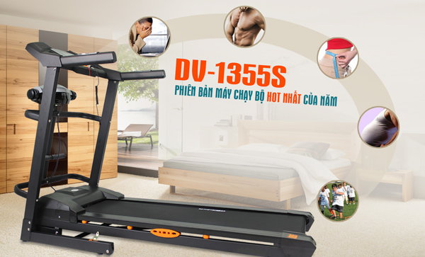 DV-1355S giải quyết các vấn đề về sức khỏe