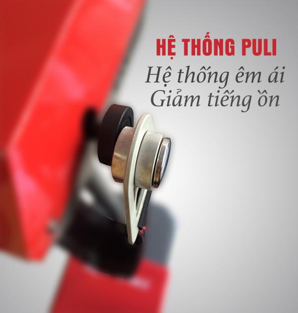 Máy rung bụng đứng Đại Việt DV-840