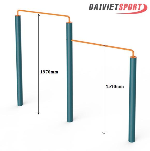 Xà đơn 2 bậc DV-016