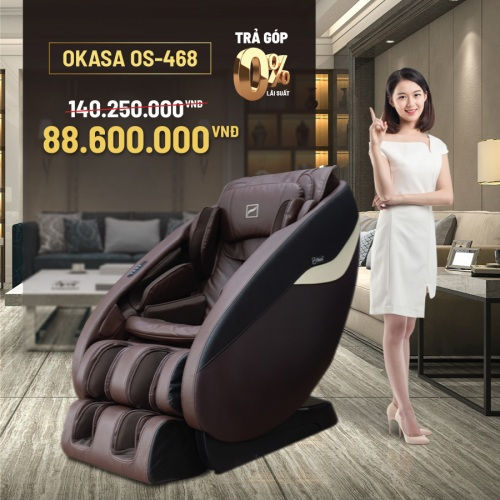 Ghế massage okasa OS-468