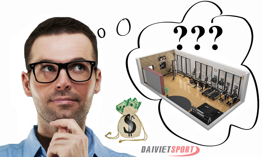 Chi phí mở 1 phòng Gym là bao nhiêu