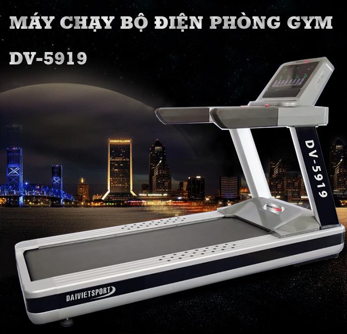 Máy chạy bộ điện Đại Việt DV-5919